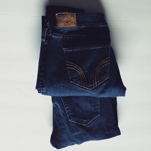 Bundle Hollister Jeans Size 27W & 25W